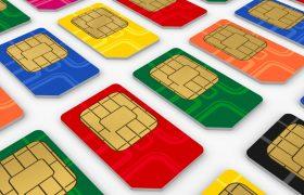 Formati SIM iPhone