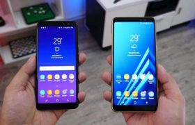Samsung Galaxy A6+ Infinity Display, Rumors e foto