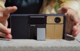 Motorola scommette sugli smartphone modulari