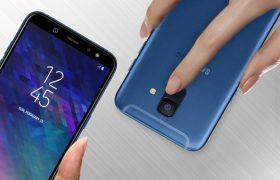 Debuttano il Samsung Galaxy A6 e A6+