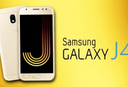 Arriva Samsung Galaxy J4 entry-level senza sblocco rapido